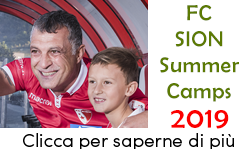 FC SION Summer Camps 2019